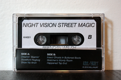 Brendan Welsh Night Vision Street Magic Back