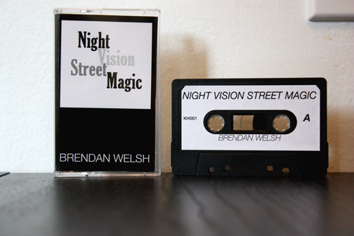 Brendan Welsh Night Vision Street Magic
