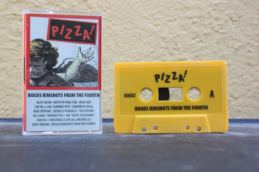Pizza! Cassette