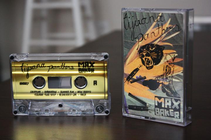 Tijuana Panthers Max Baker CS